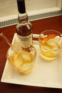 English Harvest Cocktail
