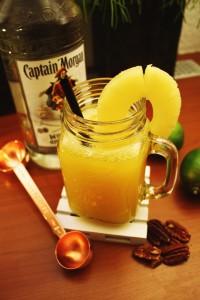 Pumpkin Punch cocktail