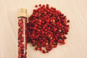 Gin Botanicals Roze Peper