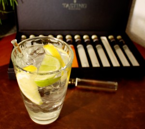 Tom collins Tanqueray