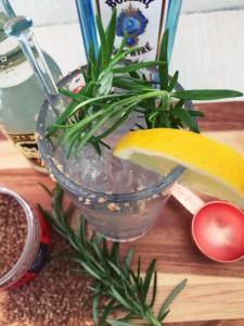 Mediterrane Gin Tonic