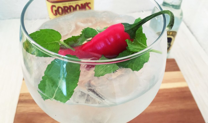 Chilli Gin Tonic