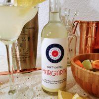 Margarita craft cocktail