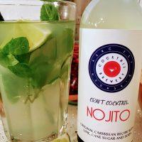 Mojito craft cocktail