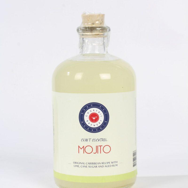 craft cocktail Mojito horeca
