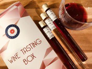 set van wijn tubes