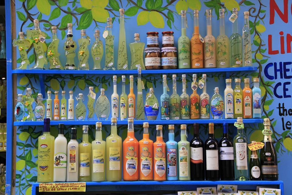 limoncello flessen